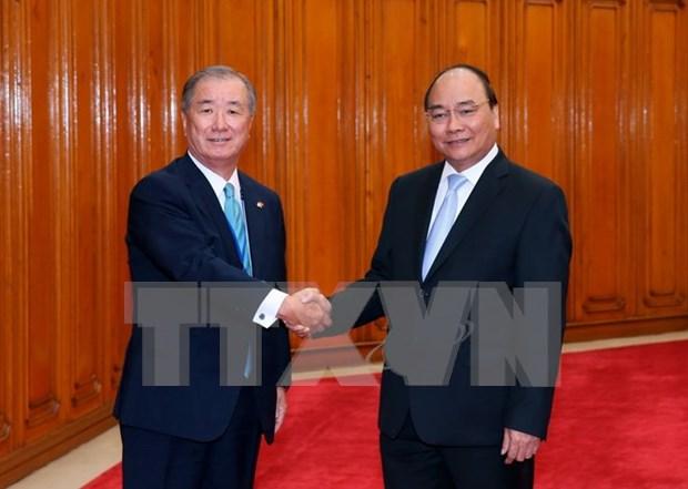 进一步促进越南与日本在工业领域的合作 hinh anh 1