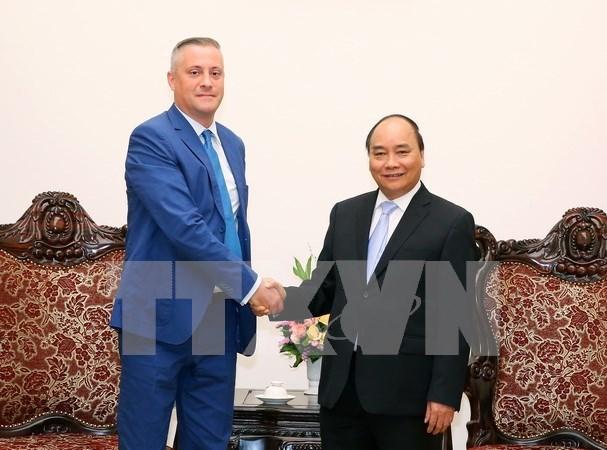 保加利亚经济部长:保加利亚希望越南成为保方进入东南亚市场的门户 hinh anh 1