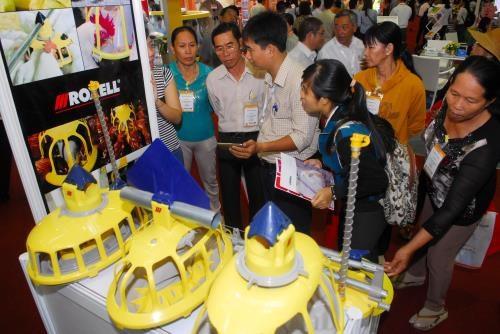 2016年越南国际家禽畜牧行业展览会正式开展 hinh anh 1