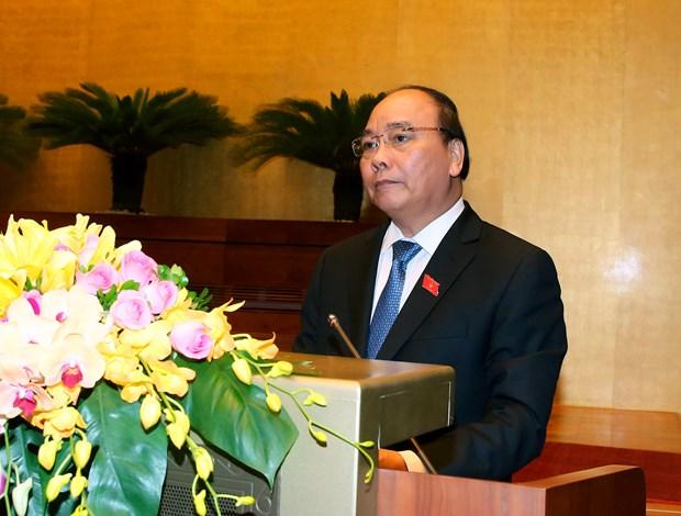 阮春福总理:宏观经济稳定收支平衡等有保障 hinh anh 1