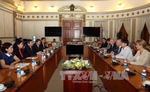 胡志明市与保加利亚加强经济合作 hinh anh 1