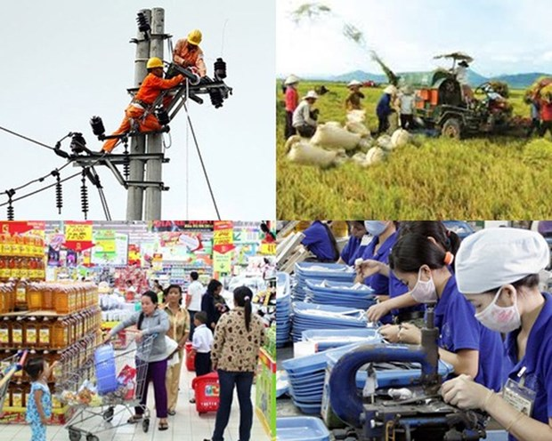 欧洲驻越南商会对越南经营投资环境持乐观态度 hinh anh 1