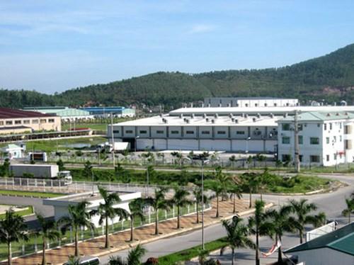 越南工业地产吸引外资企业的关注 hinh anh 1