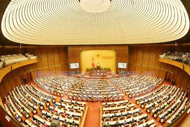 越南第十四届国会第二次会议发表第二号公报 hinh anh 1