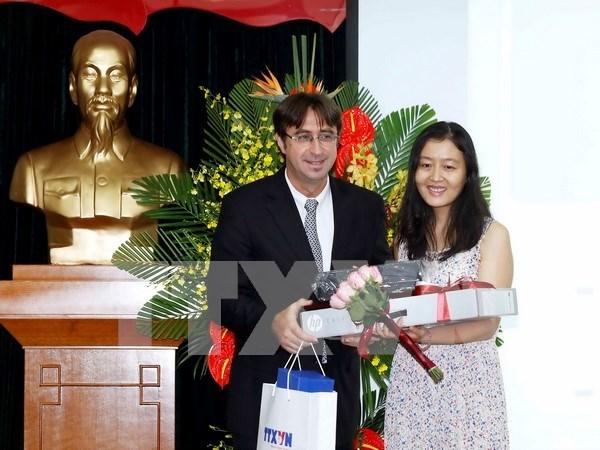 """""""2016年越南法语年轻记者""""竞赛结果揭晓 hinh anh 1"""