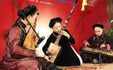 2016年河内陶娘曲人才联欢会 hinh anh 1