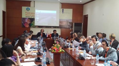 越南与荷兰合作提升农产品附加值 hinh anh 1