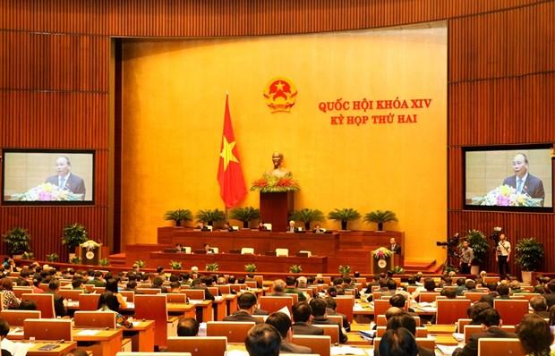 第十四届国会二次会议:加大国家对各宗教活动的管理力度 hinh anh 1