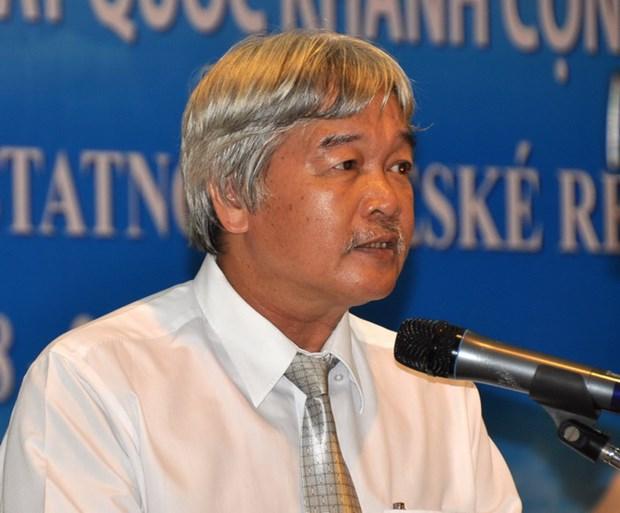 胡志明市举行捷克共和国国庆98周年庆典 hinh anh 1