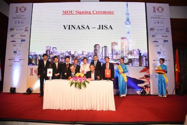 越南10家软件公司对日本进行投资 hinh anh 1