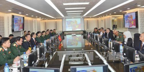 越马加强防务合作为推动两国战略伙伴关系添砖加瓦 hinh anh 1