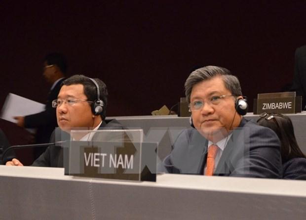 越南高度评价各国议会在促进和保护人权的作用 hinh anh 1