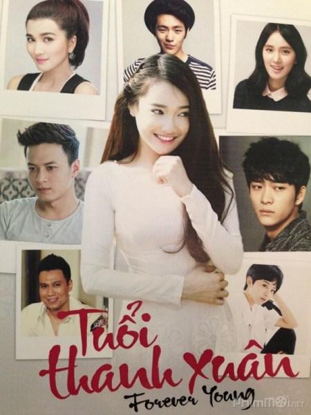 越韩制作的电视剧《青春时代》第二部上映在即 hinh anh 1
