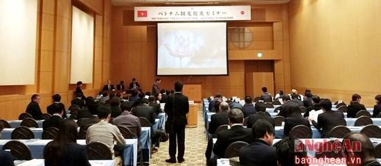 越南与日本推动投资与旅游合作 hinh anh 1