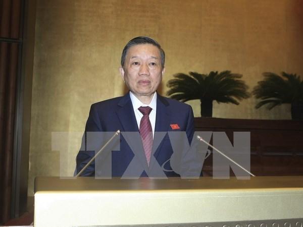越南第十四届国会第二次会议发表第七号公报 hinh anh 1