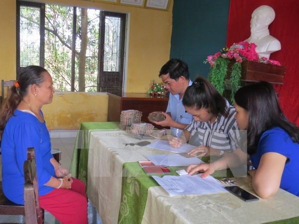 越南正积极开展有关中部四省海洋环境事故的善后工作 hinh anh 1
