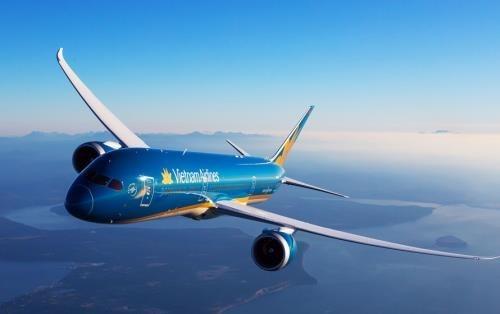 越航接收第五架空客A350-900飞机 hinh anh 1