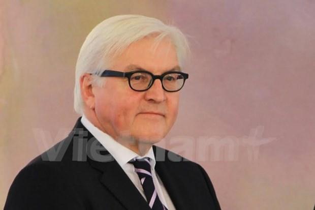 德联邦外交部长施泰因迈尔高度评价越德关系 hinh anh 1