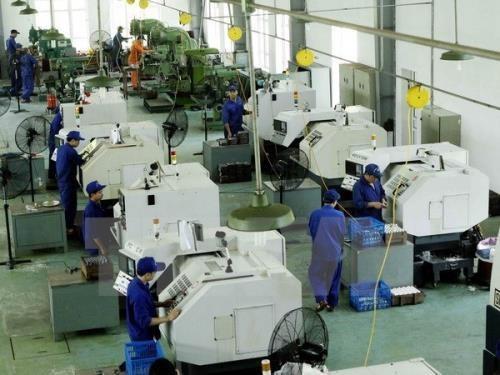 今年前10月越南机械设备和零件进口额达225.5亿美元 hinh anh 1