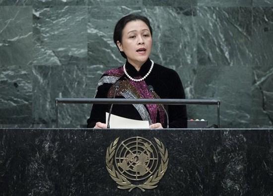 越南承诺促进和保护人权 hinh anh 1