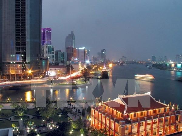 越南胡志明市与韩国首尔签署合作协议 hinh anh 1