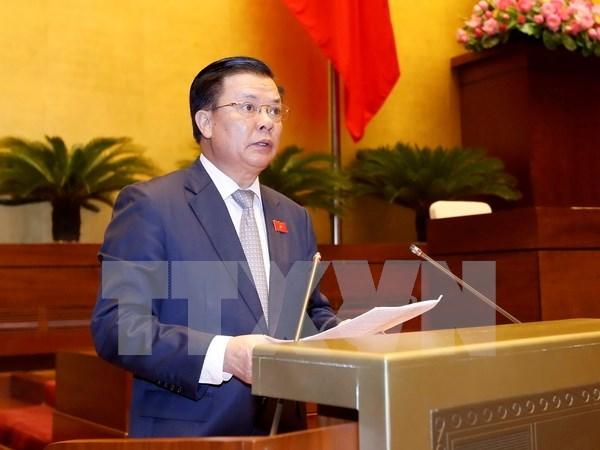 越南第十四届国会第二次会议发表第八号公报 hinh anh 1