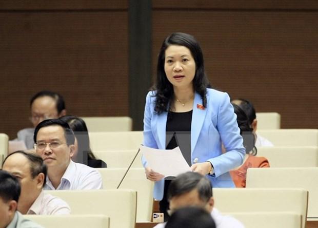 越南第十四届国会第二次会议:应用高新技术促进农业结构调整 hinh anh 1