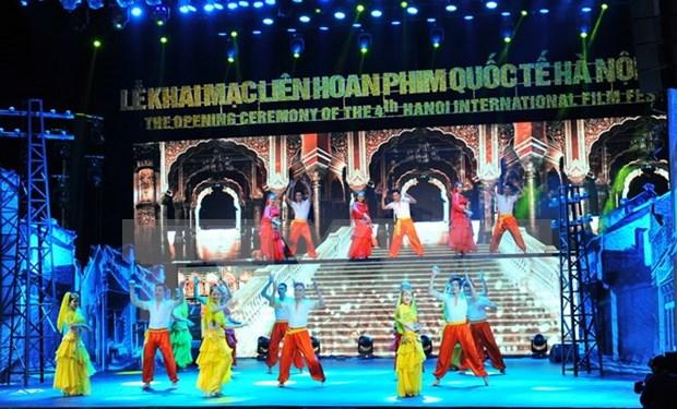 越南政府副总理武德儋出席第四届河内国际电影节开幕式 hinh anh 1