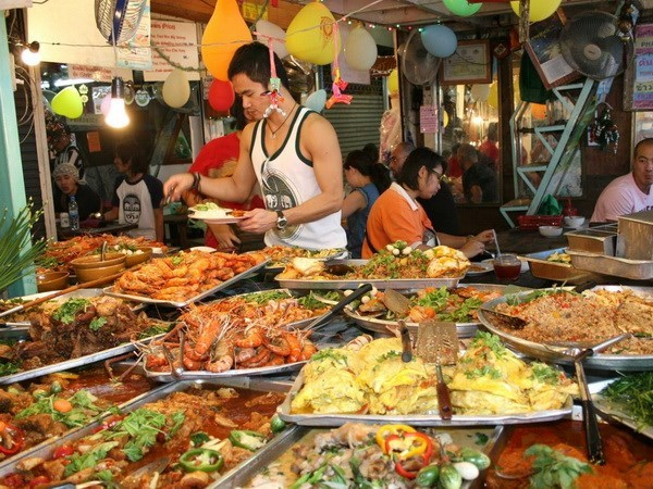 泰国饮食周和首次叻樱花节即将陆续举行 hinh anh 1