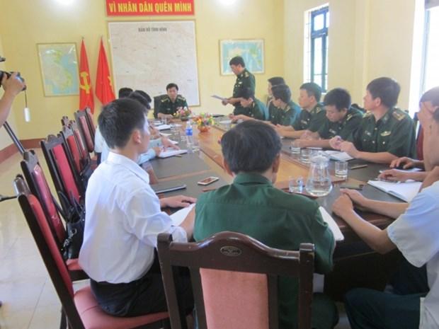 清化省加大针对边境与海岛地区居民法律法律宣传力度 hinh anh 1