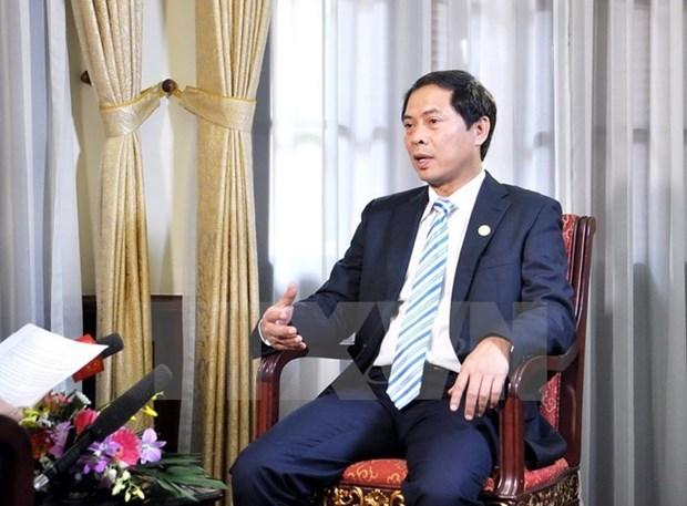 裴青山副外长:越南经济之船正扬帆起航驶向可持续发展与繁荣兴盛的彼岸 hinh anh 1
