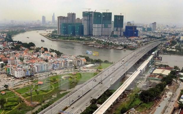 胡志民市与亚行保持合作确保城市交通及供水项目如期实施 hinh anh 1
