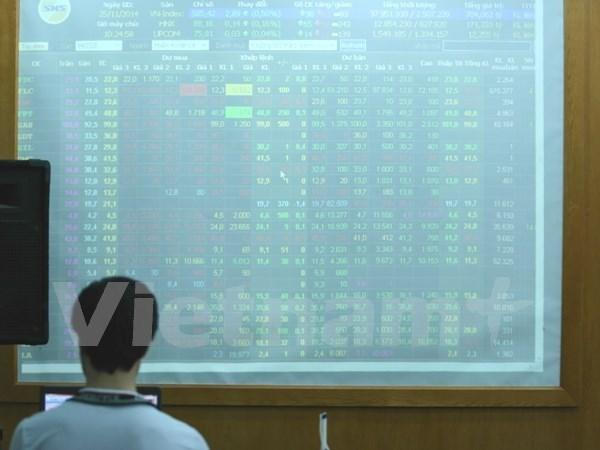 10月份HNX股票成交量略有增加 hinh anh 1