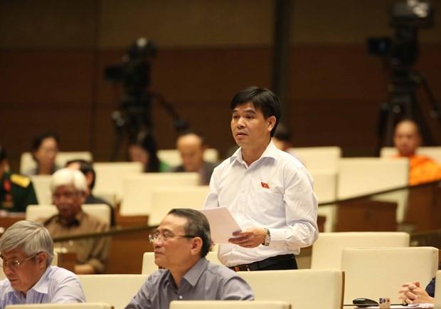 越南十四届国会二次会议:加快农业结构重组过程 hinh anh 1