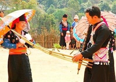 弘扬赫蒙族传统文化 hinh anh 1