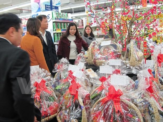 工贸部要求稳定2017年春节市场 hinh anh 1