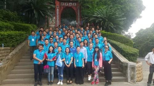 第三届越中青年大联欢:中国青年心目中的越南 hinh anh 1