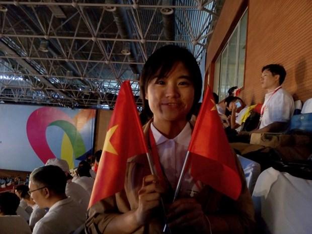 第三届越中青年大联欢:中国青年心目中的越南 hinh anh 3