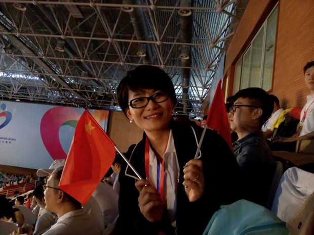 第三届越中青年大联欢:中国青年心目中的越南 hinh anh 2