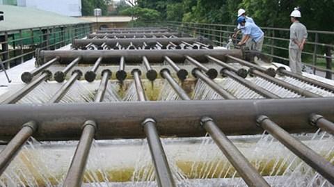 世行援助越南九龙江三角洲地区兴建供水厂 hinh anh 1