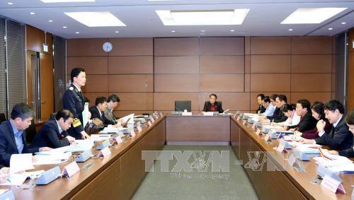 越南第十四届国会第二次会议:为企业和人民营造更加宽松便捷的营商环境 hinh anh 1