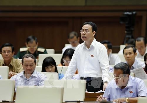 越南第十四届国会第二次会议发表第十七号公报 hinh anh 1