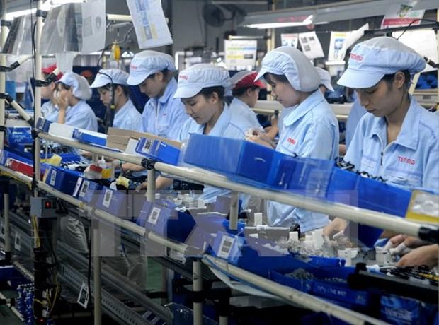 北宁省工业区吸引投资资金4.45亿美元 hinh anh 1