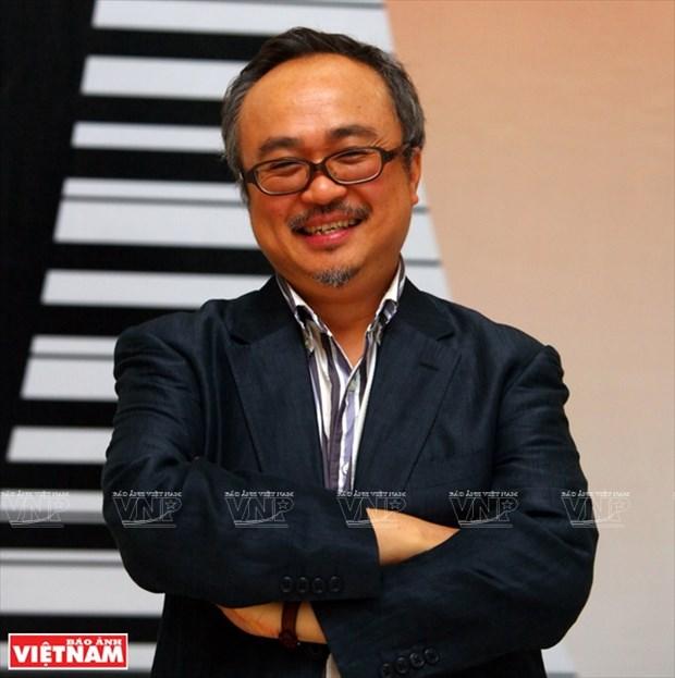 传奇钢琴家邓泰山 hinh anh 1
