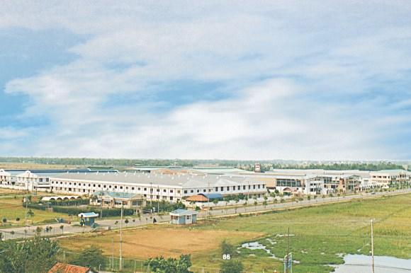 坚江省各工业区吸引投资项目33个 hinh anh 1