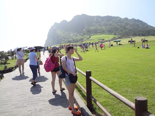 越南河内市重视开发韩国旅游市场 hinh anh 1