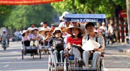 越南入围中国游客最喜爱旅游目的地10强榜单 hinh anh 1