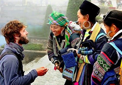 越南成为说英语游客的热门目的地 hinh anh 1