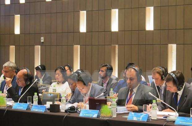 第八次东海国际研讨会在芽庄市开幕 hinh anh 1