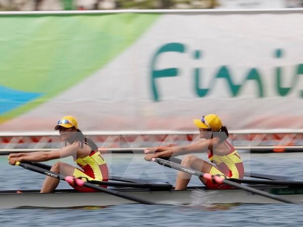 2016越南全国赛艇与皮划艇竞赛开幕 hinh anh 1